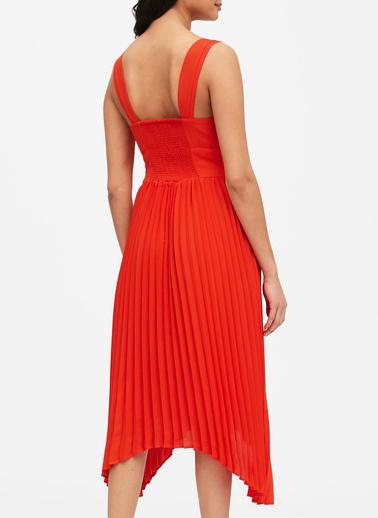 Banana Republic Elbise Kırmızı